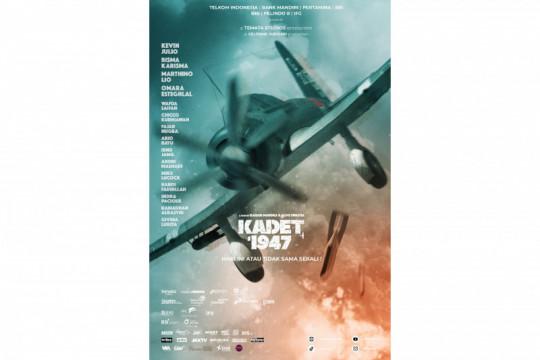 """KADET 1947"" rilis poster & cuplikan perdana jelang tayang di bioskop"