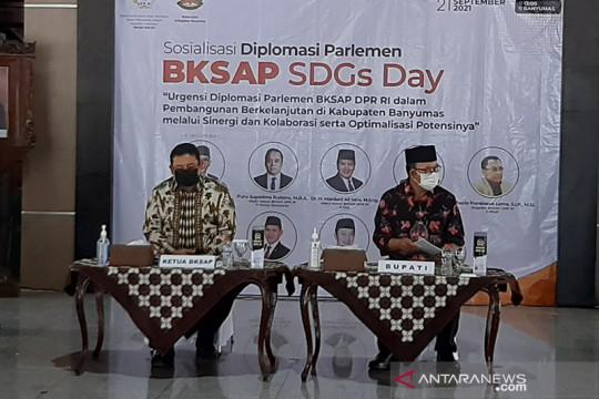 BKSAP DPR RI: Pembangunan harus sejalan dengan kerangka SDGs