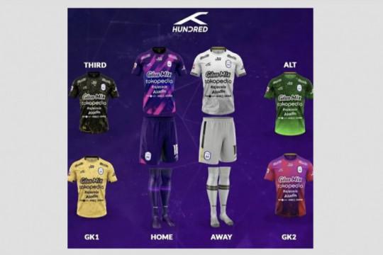 RANS Cilegon FC siap arungi Liga 2 2021 dengan seragam baru