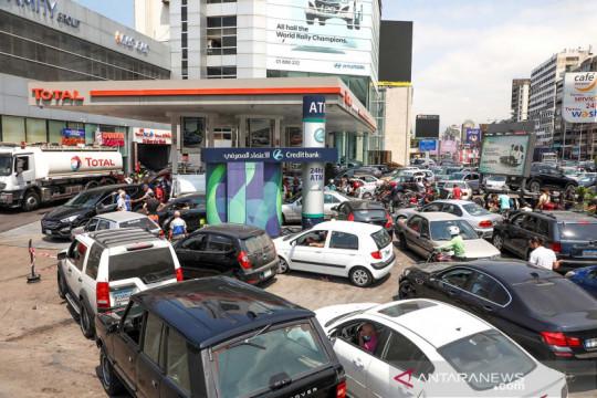 Stok BBM menipis, Lebanon terancam mati listrik total