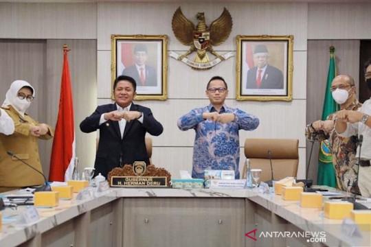 Sumatera Selatan terpilih terima dana hibah dari Amerika Serikat