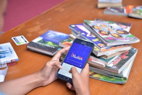 Perpustakaan Madiun catat peminjaman buku digital naik selama pandemi