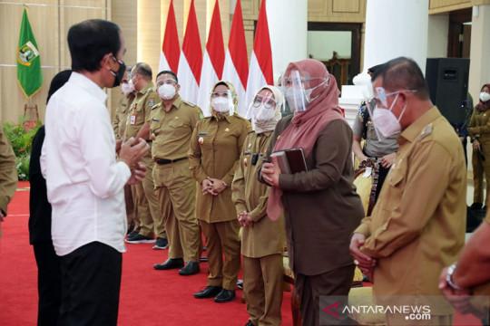 Bupati Pandeglang minta dukungan pembangunan ICU COVID-19 ke Presiden