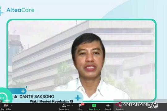 Kemenkes gandeng Altea Care tingkatkan layanan kesehatan telemedicine