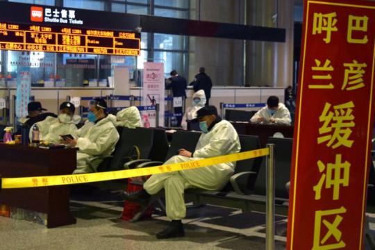 China perintahkan spa, bioskop, mahyong tutup sementara