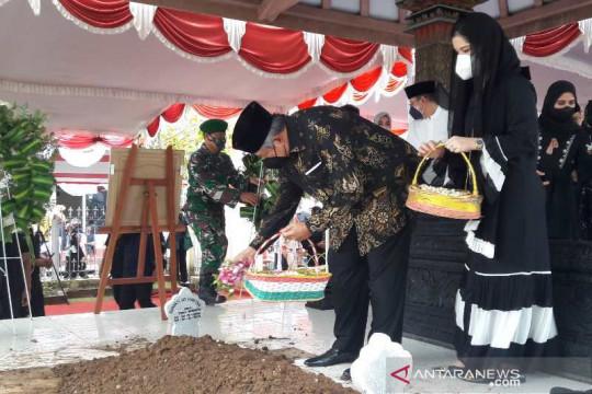 Yudhoyono: Ibu Ageng contoh istri prajurit memiliki ketangguhan