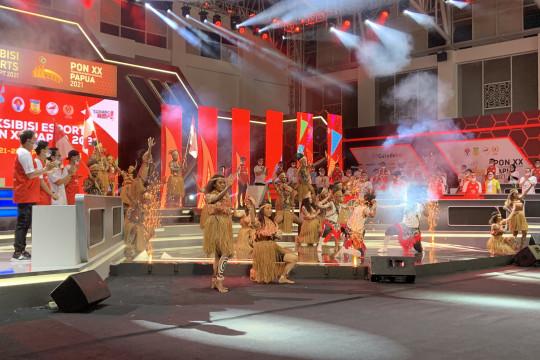 Ekshibisi esport PON Papua resmi dibuka bawa potensi ekonomi kreatif