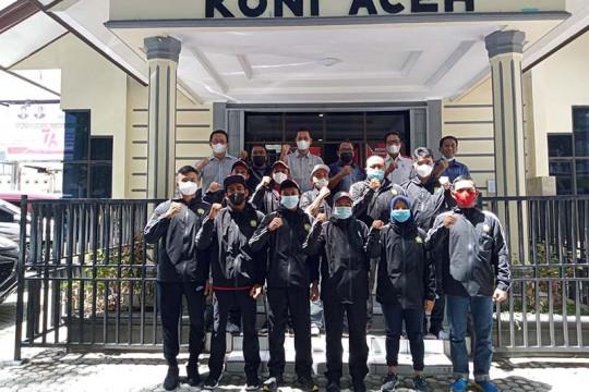 KONI Aceh minta judo dan panjat tebing raih medali emas PON XX