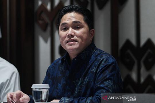 Erick Thohir ungkap cara capai valuasi Pertamina 100 miliar dolar AS