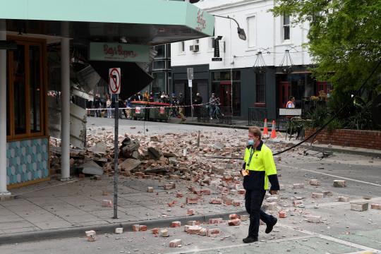 KJRI: Tidak ada WNI korban gempa Australia