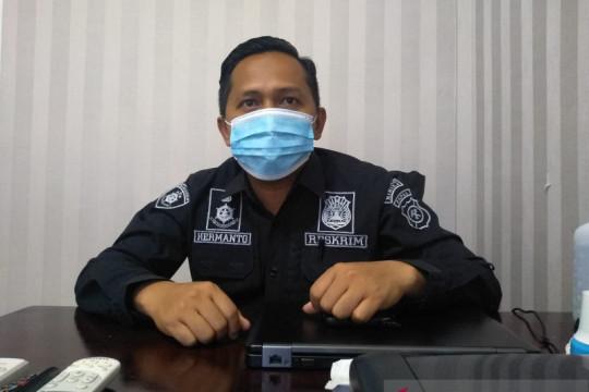 Polisi menahan pelaku perusakan kendaraan Freeport di Tembagapura