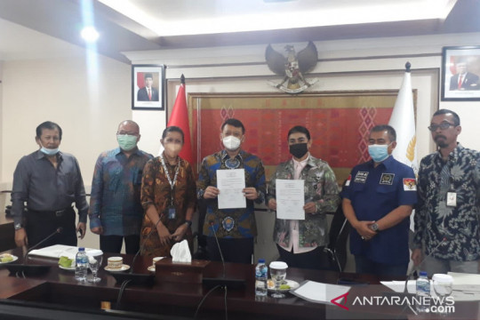 DPD RI fasilitasi mediasi sengketa lahan Telkom di Toraja Utara