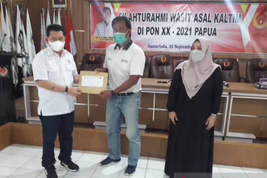 KONI Kaltim beri tambahan uang saku wasit dan juri PON Papua
