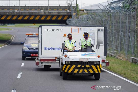 AstraZeneca kirim tambahan 8,4 juta dosis vaksin COVID-19 ke Indonesia