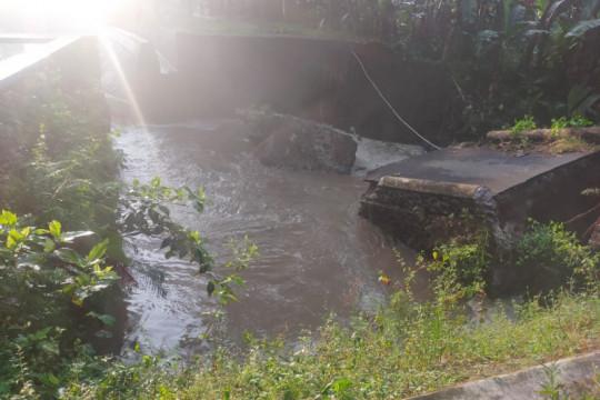 Pemkab Kulon Progo segera perbaiki irigasi Kalibawang yang ambles