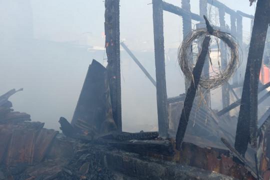 Lagi, rumah terbakar akibat arus pendek di Jakarta Timur
