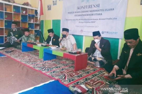 Seluruh konferensi MWC telah dituntaskan PCNU Kota Bogor