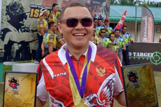 Hans Christian andalkan kekuatan mental raih medali emas untuk DIY