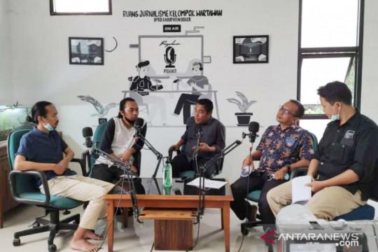 DEEP-Vinus umumkan hasil survei calon bupati Bogor periode 2024-2029