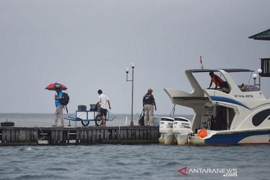 Disparekraf dorong pariwisata Kepulauan Seribu segera uji coba buka