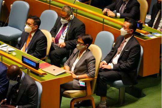 Indonesia khawatir ketegangan meningkat di Indo-Pasifik karena AUKUS