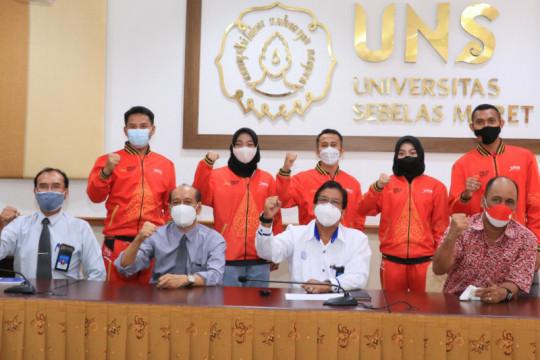 UNS gratiskan biaya kuliah mahasiswa peraih medali pada PON Papua