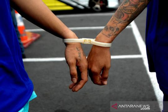 Polrestabes Makassar menangkap pemerkosa anak di bawah umur