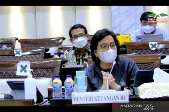 DPR setujui penyesuaian anggaran Kementerian Keuangan tahun 2022