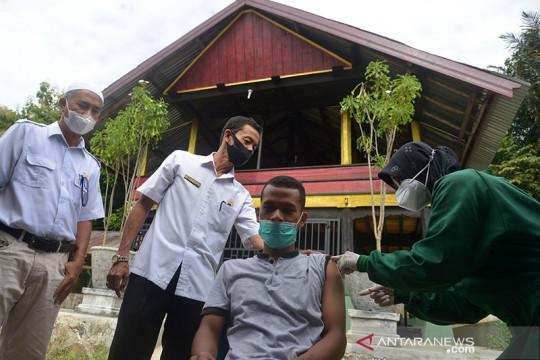 Satgas sebut Aceh terbebas dari zona merah penularan COVID-19
