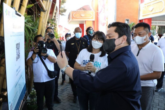 Telkom: Bali siap sambut wisatawan dengan aplikasi PeduliLindungi