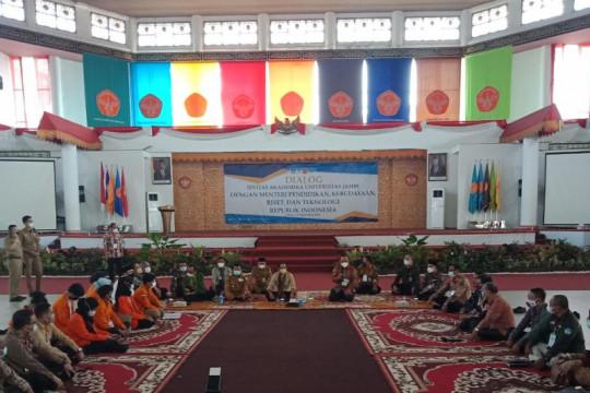 Mendikbudristek apresiasi program pemberdayaan Suku Anak Dalam