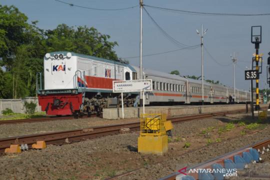 DAOP 1 Jakarta kembalikan operasikan tiga kereta api lokal