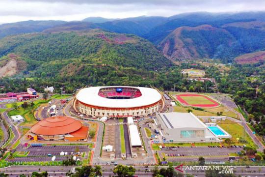 KONI siapkan Papua sebagai pusat pembinaan atlet seusai PON
