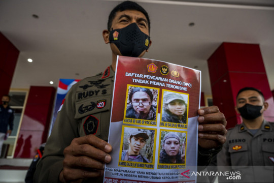 Kapolda sebut empat anak buah Ali Kalora bersenjata dan pegang bom