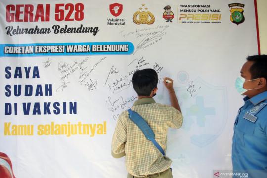 Penerima vaksin COVID-19 lengkap capai 47,71 juta warga Indonesia