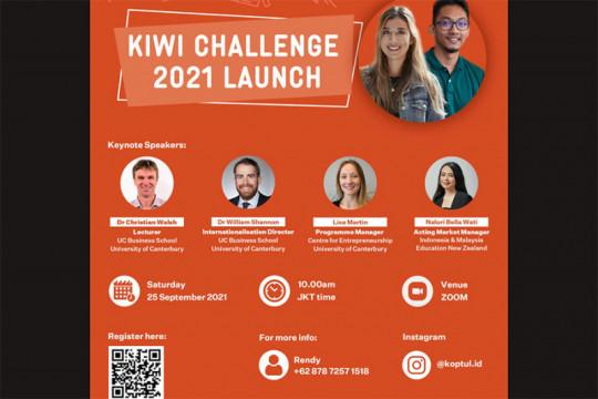 ENZ tantang siswa SMA Indonesia berkompetisi inovasi teknologi