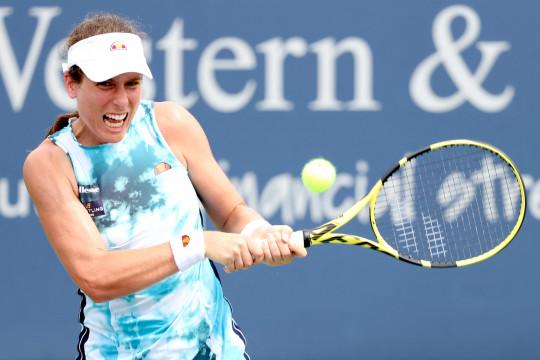 Johanna Konta terpaksa absen dua turnamen WTA akibat cedera paha