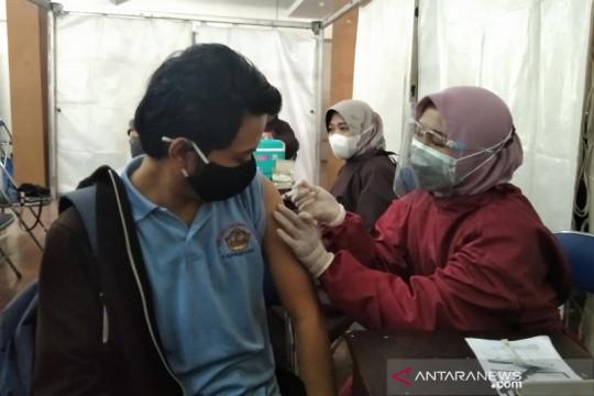 Usai dosen, 1.500 mahasiswa Universitas Muria Kudus jalani vaksinasi