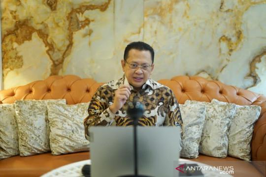 Ketua MPR dorong pemerintah selesaikan persoalan ketersediaan vaksin