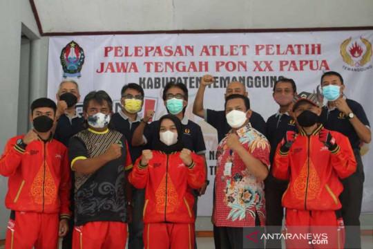 10 atlet Temanggung perkuat tim PON Jateng