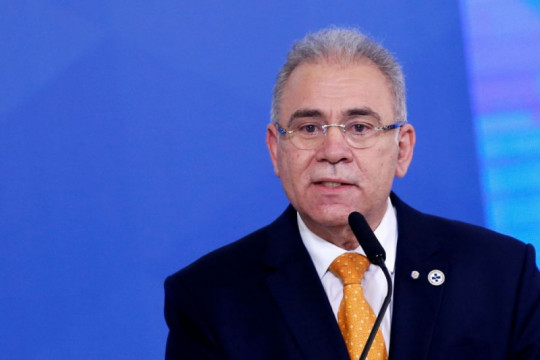 Ada lagi delegasi Brazil untuk PBB yang positif COVID