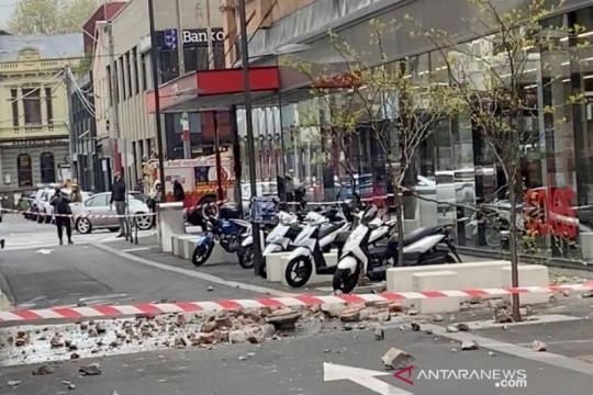 Gempa 6,0 magnitudo terjadi di dekat Melbourne