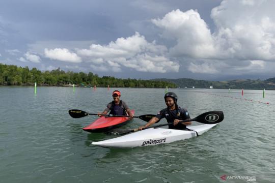 Tim Dayung Papua targetkan lima emas pada PON XX Papua
