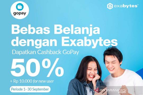 Exabytes Indonesia gandeng GoPay dorong digitalisasi UMKM