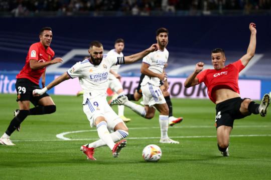 Real Madrid bernafsu terus panen gol saat jamu Villarreal