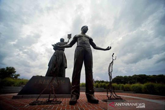 Monumen Kebebasan dan Emansipasi di Virginia, Amerika Serikat