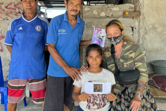 Dwi Prihandini susuri pelosok Maluku demi misi kemanusiaan