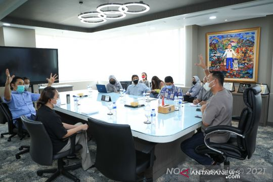 KOI-Balai Pustaka susun literatur olahraga Indonesia