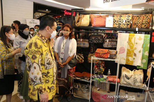 Wagub DKI dorong warga beli fesyen produk UMKM