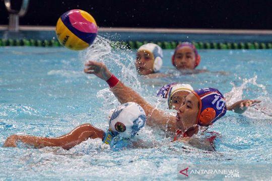Tim polo air putri DKI Jakarta raih kemenangan pertama di PON Papua